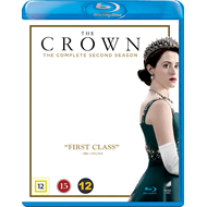 The Crown - Sesong 2 (BLU-RAY)