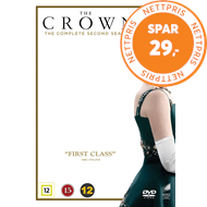 Produktbilde for The Crown - Sesong 2 (DVD)