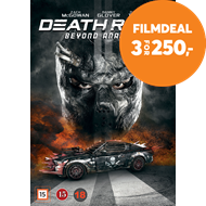 Produktbilde for Death Race: Beyond Anarchy (DVD)