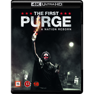 Produktbilde for The First Purge (4K Ultra HD + Blu-ray)
