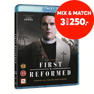 Produktbilde for First Reformed (BLU-RAY)