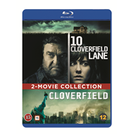 Cloverfield & 10 Cloverfield Lane (BLU-RAY)