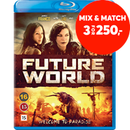 Produktbilde for Future World (BLU-RAY)
