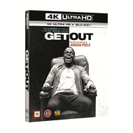 Produktbilde for Get Out (4K Ultra HD + Blu-ray)