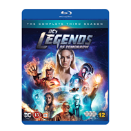 Legends Of Tomorrow - Sesong 3 (BLU-RAY)