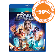Produktbilde for Legends Of Tomorrow - Sesong 3 (BLU-RAY)
