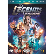 Legends Of Tomorrow - Sesong 3 (DVD)