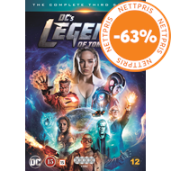 Produktbilde for Legends Of Tomorrow - Sesong 3 (DVD)