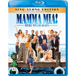 Mamma Mia 2 - Here We Go Again (BLU-RAY)