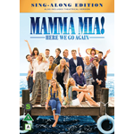 Mamma Mia 2 - Here We Go Again (DVD)