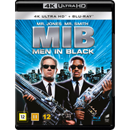 Produktbilde for Men In Black (4K Ultra HD + Blu-ray)