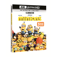 Minions (4K Ultra HD + Blu-ray)