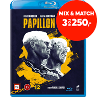Produktbilde for Papillon (BLU-RAY)