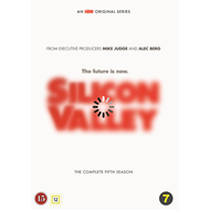 Silicon Valley - Sesong 5 (DVD)