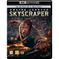Produktbilde for Skyscraper (4K Ultra HD + Blu-ray)