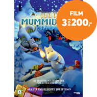 Produktbilde for Jul I Mummidalen (2017) (DVD)