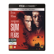 The Sum Of All Fears (4K Ultra HD + Blu-ray)