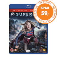 Produktbilde for Supergirl - Sesong 3 (BLU-RAY)