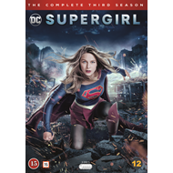Supergirl - Sesong 3 (DVD)