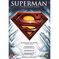 Superman Collection 1978-2006 (DVD)