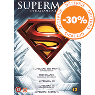 Produktbilde for Superman Collection 1978-2006 (DVD)