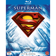 Superman Collection 1978-2006 (BLU-RAY)