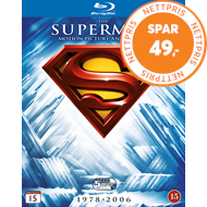 Produktbilde for Superman Collection 1978-2006 (BLU-RAY)
