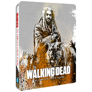 The Walking Dead - Sesong 8: Limited Steelbook Edition (BLU-RAY)
