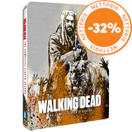 Produktbilde for The Walking Dead - Sesong 8: Limited Steelbook Edition (BLU-RAY)