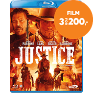 Produktbilde for Justice (BLU-RAY)
