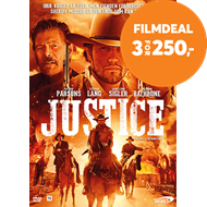 Produktbilde for Justice (DVD)