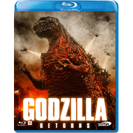 Godzilla Returns - The King Of Monsters Is Back (BLU-RAY)