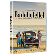 Produktbilde for Badehotellet - Sesong 6 (DVD)