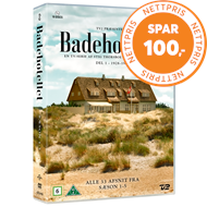 Produktbilde for Badehotellet - Sesong 1-5 (DVD)