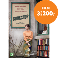 Produktbilde for The Bookshop (DVD)