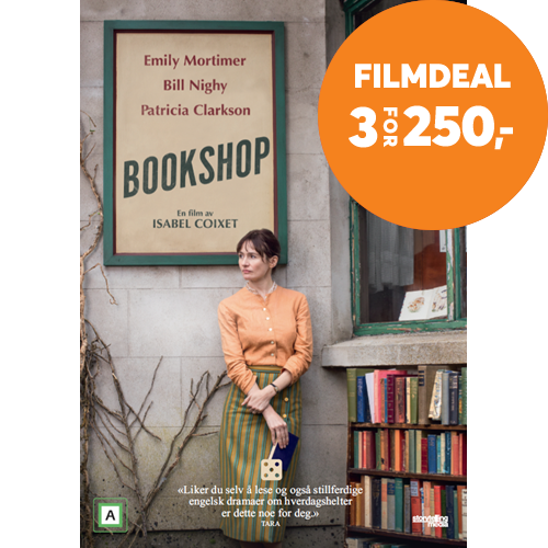 The Bookshop (DVD)