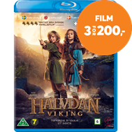 Produktbilde for Halvdan Viking (BLU-RAY)