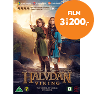 Produktbilde for Halvdan Viking (DVD)