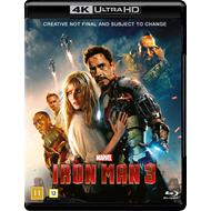 Iron Man 3 (4K Ultra HD + Blu-ray)