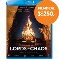 Produktbilde for Lords Of Chaos (BLU-RAY)