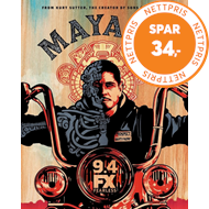 Produktbilde for Mayans MC - Sesong 1 (DVD)