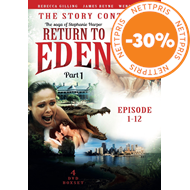 Produktbilde for Return To Eden - The Story Continues - Del 1 (DVD)