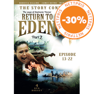 Produktbilde for Return To Eden - The Story Continues - Del 2 (DVD)