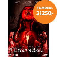 Produktbilde for The Russian Bride (DVD)