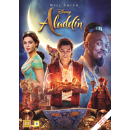Produktbilde for Aladdin (2019) (DVD)
