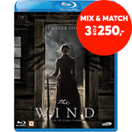 Produktbilde for The Wind (BLU-RAY)