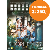 Produktbilde for Shoplifters (DVD)