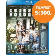 Produktbilde for Shoplifters (BLU-RAY)