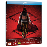 Produktbilde for Brightburn - Limited Steelbook Edition (BLU-RAY)