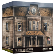 Produktbilde for Alfred Hitchcock House Collection - Limited Edition (DK-import) (BLU-RAY)